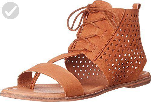 Lucky Women's Baari Gladiator Sandal, Brown Sugar, 8 M US - All about women (*Amazon Partner-Link)