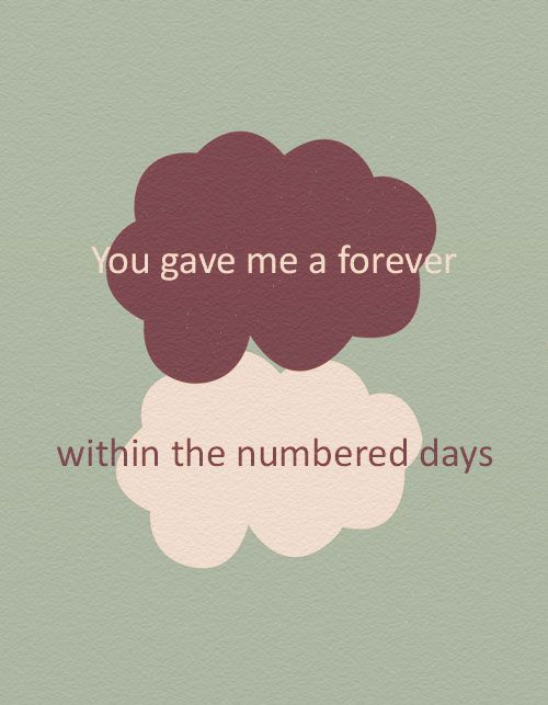 The Fault In Our Stars #JohnGreen