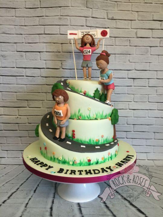Wedding Cake Finisher