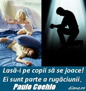 diane.ro: Copiii şi rugăciunile - Poveste de Paulo Coehlo