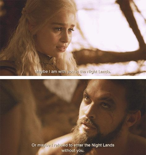 Daenerys Targaryen & Khal Drogo - Game of Thrones Fan Art (31040094) - Fanpop