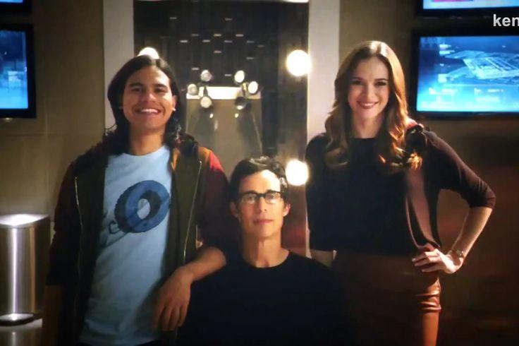 Cisco, Harrison and Katlyn