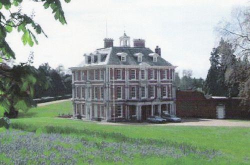 Hall Barn Beaconsfield Hall Barn Sir Anthony Strallon's House On Downton Abbey! Manor