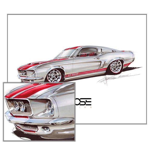 Best Chip Foose Ideas On Pinterest Muscle Cars Muscle Car