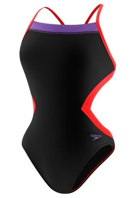 Color Block Extreme Back - Speedo® Endurance Lite® - SPEEDO  - Speedo USA Swimwear