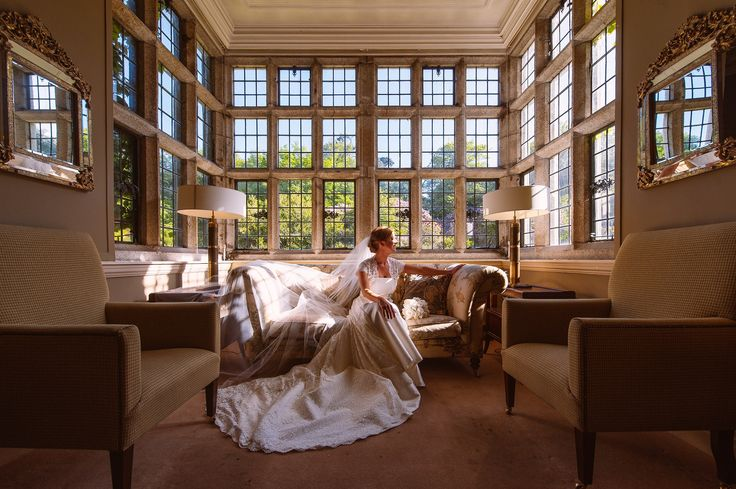 Wonderful wedding photo opportunities at Waterford Castle