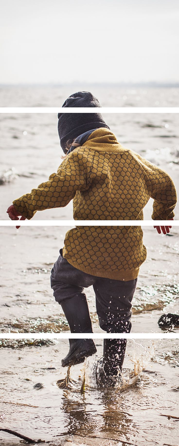 Jumping in massive puddles ;) #childhoodunplugged #kidsphotography #photography