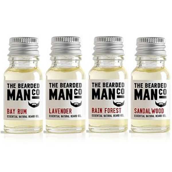 Beard Oils (Set of 4 - choose your scents)