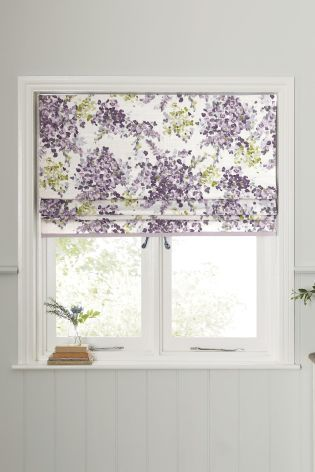 Buy Printed Roman Blinds From The Next Uk Online Shop Bathroom
