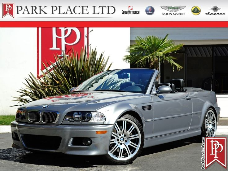 Cars for Sale: Used 2004 BMW M3 Convertible for sale in Bellevue, WA 98005: Convertible Details - 436434449 - Autotrader