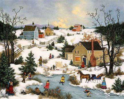 I love Linda Nelson Stocks paintings