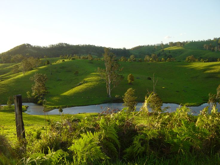 Bellingen, NSW. Incredibly beautiful...everywhere you look is like a postcard.