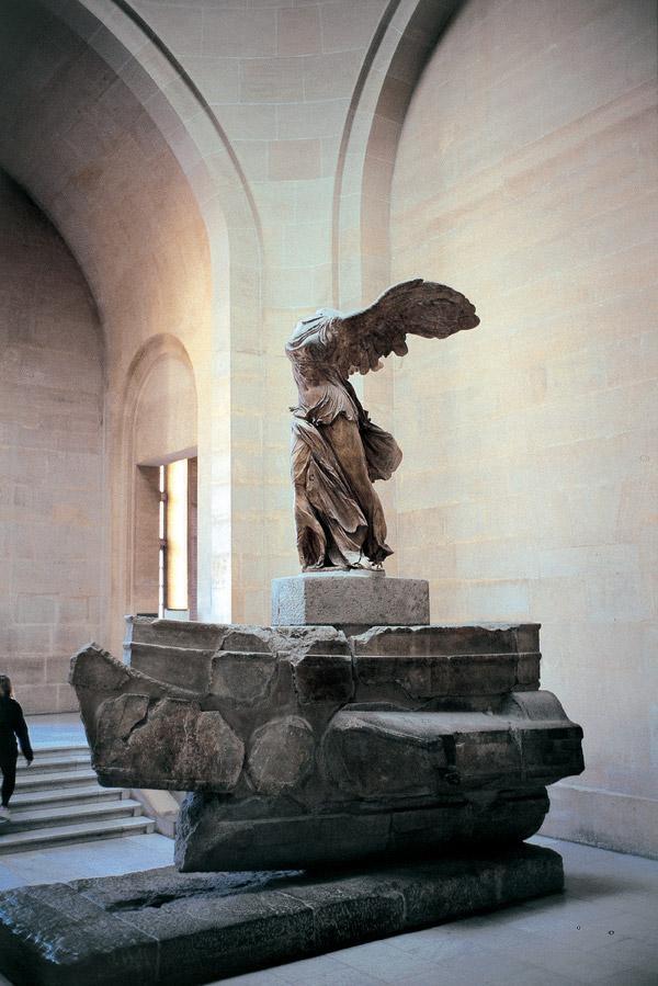 Niki-   Samothraki- Greece . Niki who belongs to Greece and not to other countries Museums - Η ΝΙΚΗ ΠΟΥ ΜΑΣ ΑΝΗΚΕΙ.