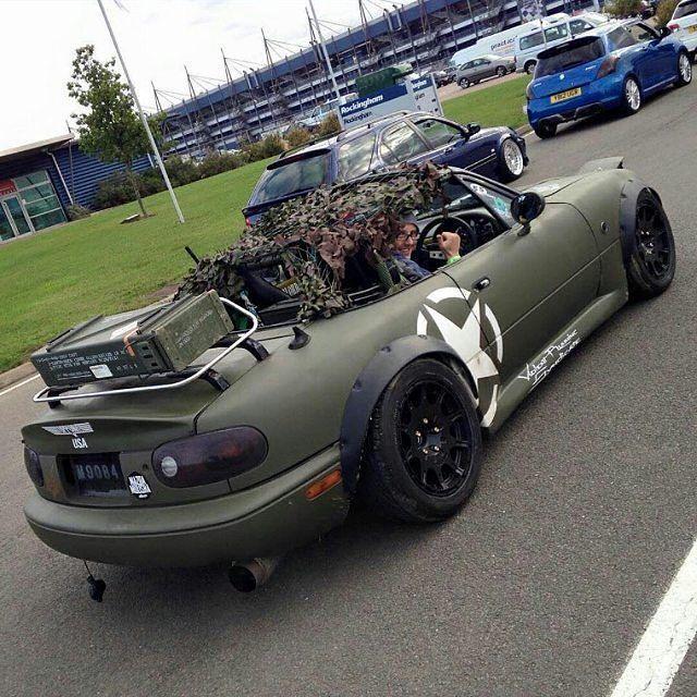 C0nn0r K1ng S Ww2 Miata At Japfest2 Topmiata Mazda