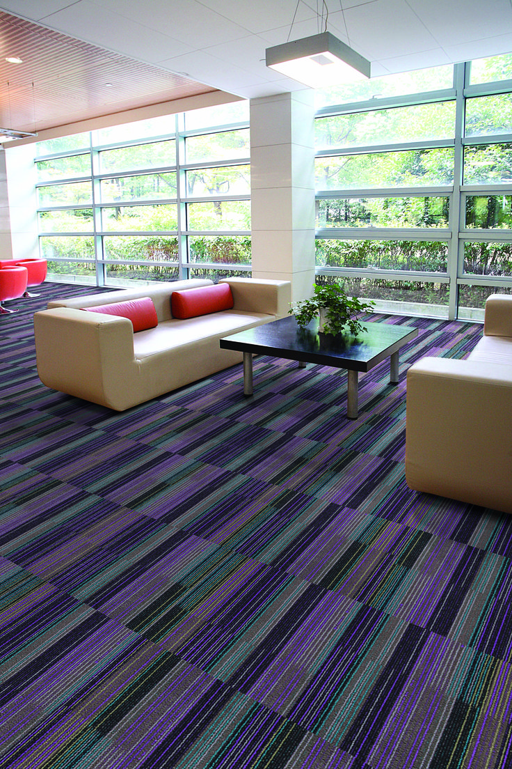 Lines In Varying Lengths In Different Colourways Bring Vibrancy And Life To  Any Space Whether In