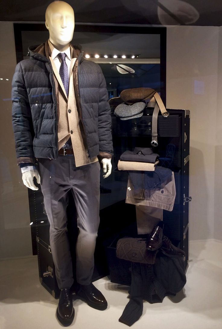 New Collection FW15 Brunello Cucinelli