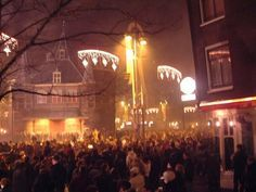 NYE advice for Amsterdam. Old but still useful