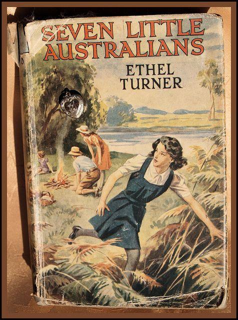 Seven Little Australians & Locket. by chriseagle, via Flickr