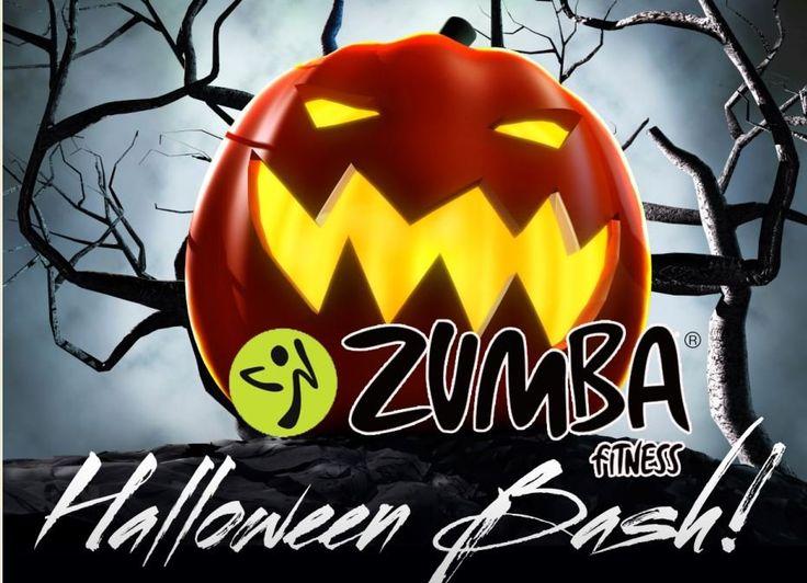 Halloween zumba goshowmeenergy for Zumba exterieur