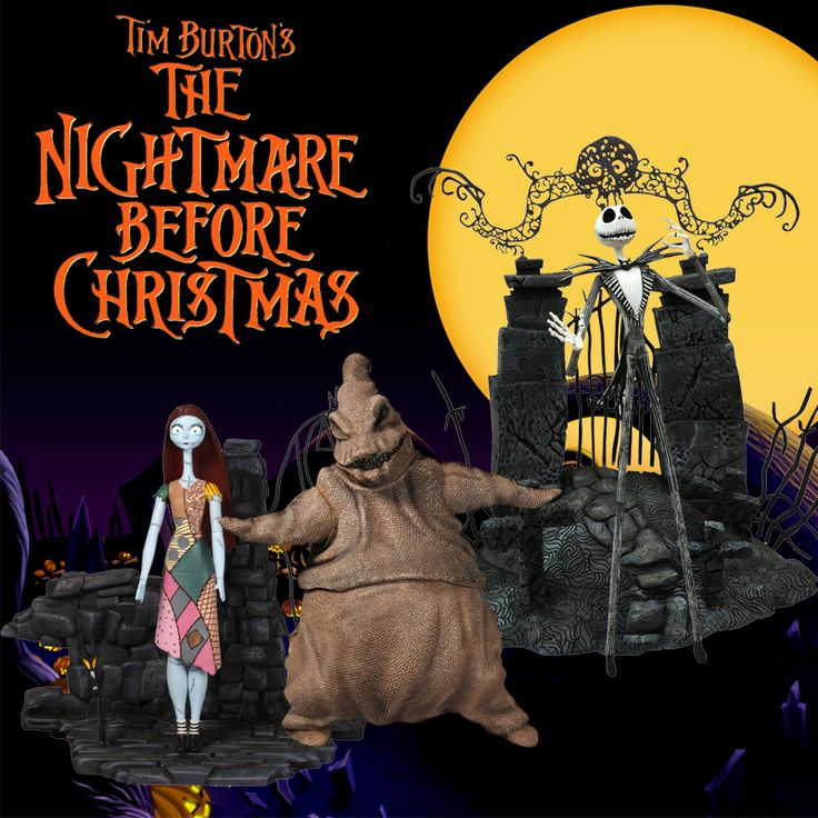 Tim Burton's Nightmare Before Christmas is getting a new
