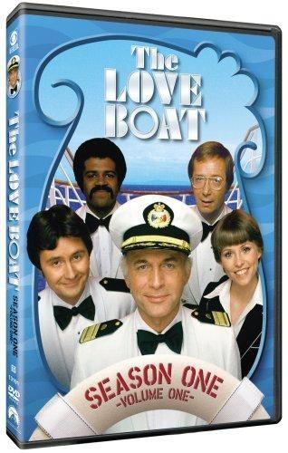 Gavin MacLeod & Bernie Kopell & Jack Arnold & Richard A. Wells-The Love Boat: Season 1, Vol. 1