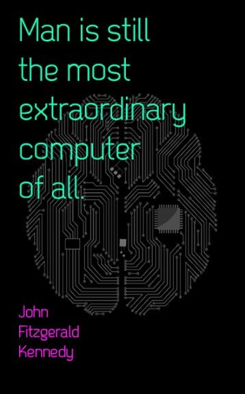 Quotes & Tech. L'uomo e i computer