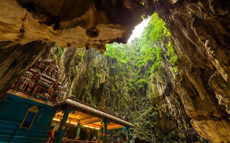 Les grottes de Batu près de Kuala Lumpur