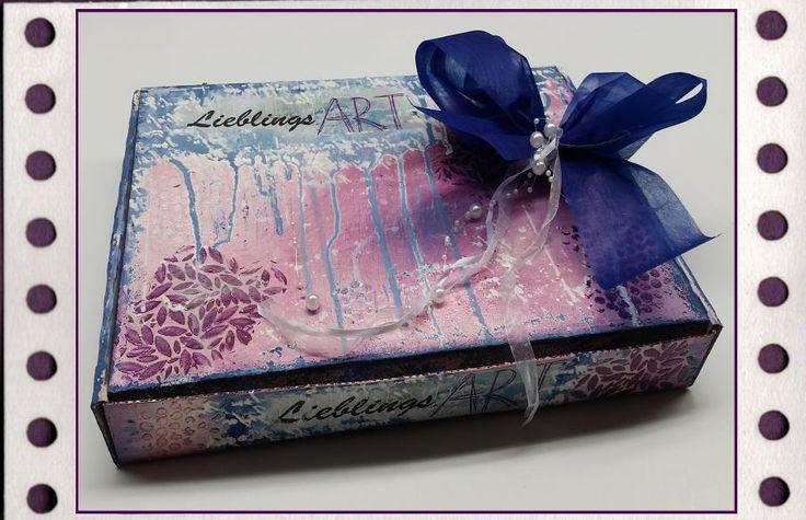LieblingsART - Frühbucher Special Jede Buchung für unser Event LieblingsART, die bei uns bis 15.02.2016 eingeht wird mit einem persönlichen Überraschungs-Kist belohnt.