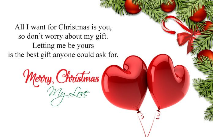 All I Want For Christmas Is You Merry Christmas My Love Lovequotes Christmas Merrych Merry Christmas My Love Christmas Love Quotes Merry Christmas Quotes