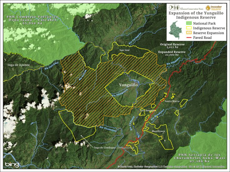 Colombia's Yunguillo Indigenous Reserve Quintupled in Size | Amazon Conservation Team