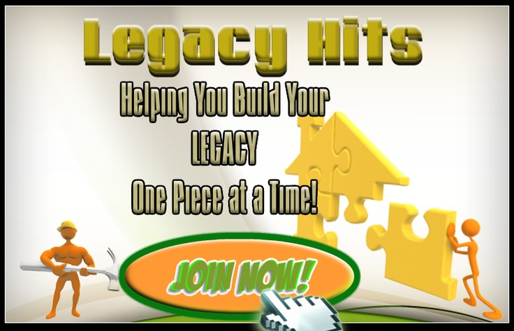 Years of traffic exchange experience made the ULTIMATE traffic exchange... Legacy Hits...