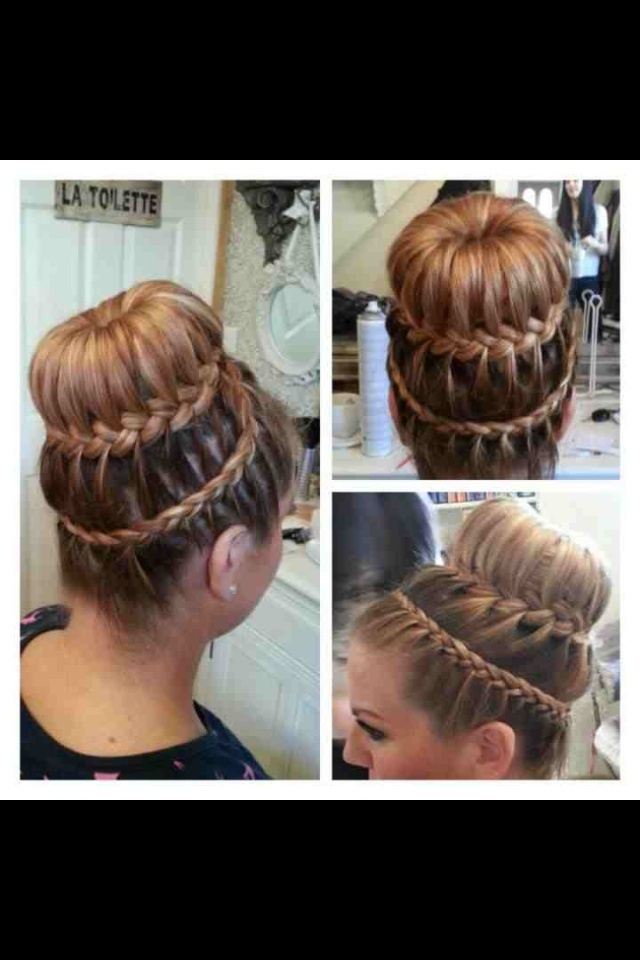 Structured Upstyle #fireworkbun