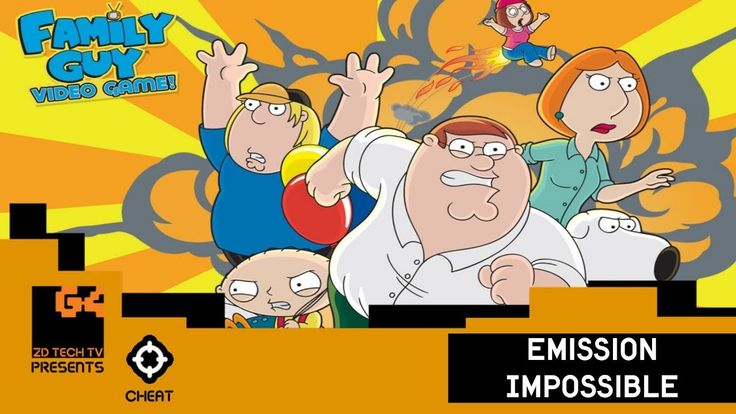 Cheat - Family Guy Video Game!: Emission Impossible