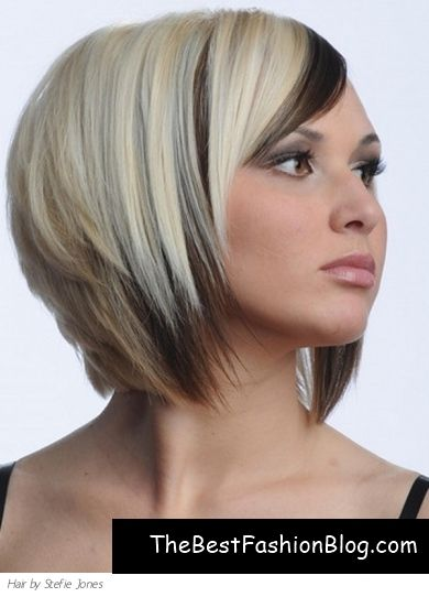 Maybe this is what I'll do with my hair next time