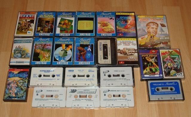 """Piiirripiipiiririipiii.... 30 minutes later...""""Load error""""!!! Amstrad Cassette Games."""