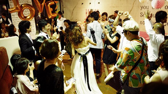 Flash mob / フラッシュモブ / サプライズ/ ダンス/ スリラー/ crazy wedding / ウェディング / 結婚式 / オリジナルウェディング/ オーダーメイド結婚式/ ダンス / 音楽