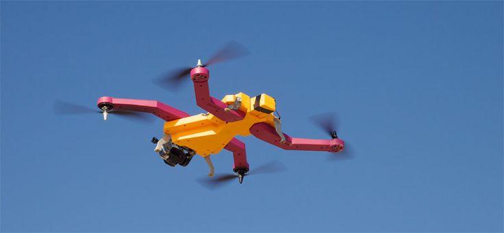 AirDog Autonomous Auto-Following Drone Could Be Your Faithful Camera Sidekick