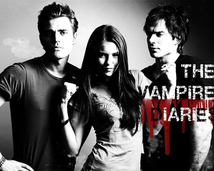 Vamp Diaries!
