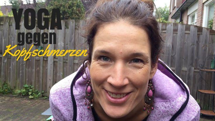 Yogaübungen mit Yogalexa: Yoga gegen Kopfschmerzen