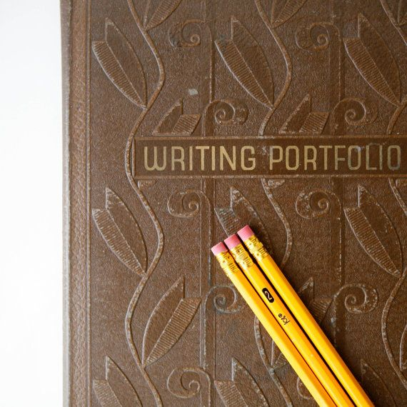 SCAD portfolio and writing guidelines