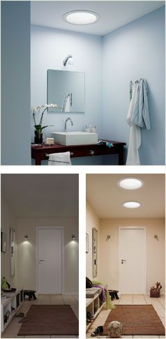 A sun tunnel is a low cost, easy way to brighten up a windowless or dull room, as well as save on energy bills. Maybe an idea for the shower room