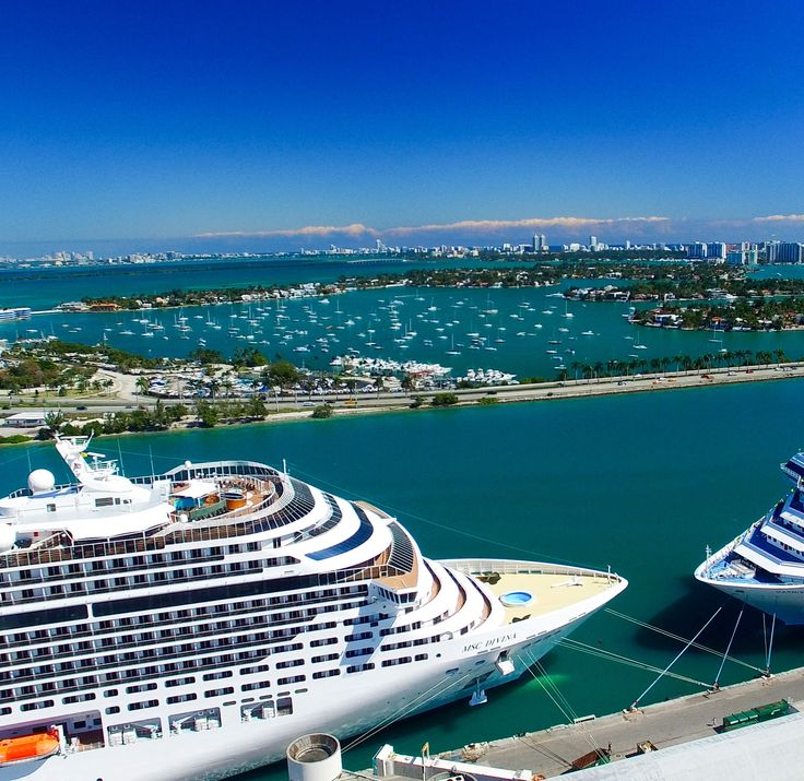 The Most Insanely Cheap Cruise Deals From america's Biggest Port Cities
