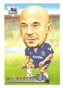 1996-97 Merlin's Premier League #11 Gianluca Vialli Front