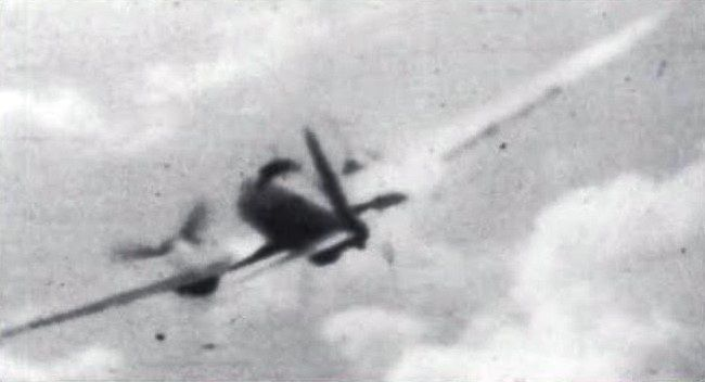 """He 111P-2 G1+LR of 7/KG55 is shown under attack by Spitfire Mk I PR-U during a raid on the Bristol Aircraft Company at Filton at 11.40 on 25 September 1940. P/O Noël leC """"Aggy"""" Agazarian of No 609 Squadron RAF was joined by P/O John R """"Jack"""" Urwin-Mann of No 238 Squadron RAF in Hurricane Mk I VK-U, chasing the bomber to Poole where it was brought down on Chatsworth, Branksome Park, at 12.08, with Uffz Kurt Schraps being the sole survivor."""