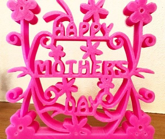 Happy Mother's Day to all the loving mom's out there!  browse unique prints and ideas for mom: http://ift.tt/21SYWwS  design by IamOrion  #mothersday  #happymothersday #3dprinterphilippines  #3dprintingphilippines  #3dprinter #3dprinting #puzzlebox3d  #philippines  #3dprint #3dprintphilippines by puzzlebox3d