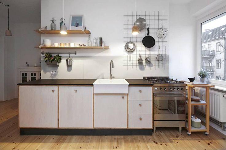 Cocinas de estilo Minimalista por Happyhomes