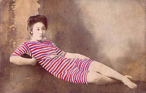 Venus d'Urbin à la japonaise - クロード・エステーブ