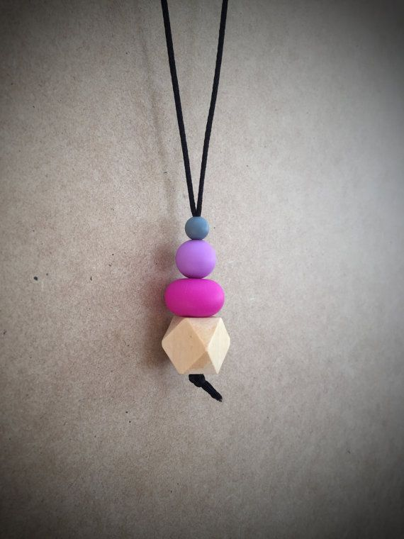 The Lilly Silicone Teething Necklace by BabyBCreations1 on Etsy https://mammahealth.tumblr.com/post/169386351887/teething-and-your-baby-symptoms-and-remedies