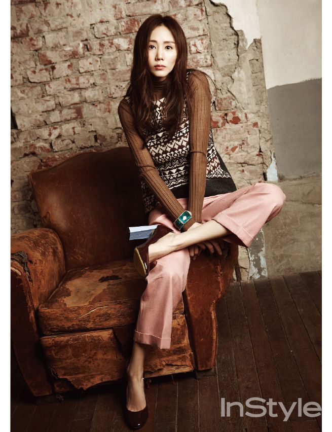 2015.01, InStyle, Park Ye Jin
