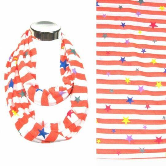 Shop je oranje sjaal!   Vrolijke oranje met sterren.   http://www.sjaals4you.nl/vrolijke-kolsjaal-oranje-met-sterren.html   #koningsdag #oranje #sjaal #trend